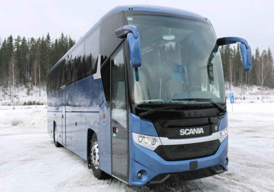 تخلفات اتوبوس های بین شهری